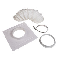 KwiKool, CK-12S, Single Duct Ceiling Kit