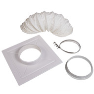 KwiKool, CK-24S, Single Duct Ceiling Kit