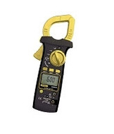 General Tools DAMP60 Auto Ranging 600 AMP AC Clamp Meter with Continuity Beeper & Case