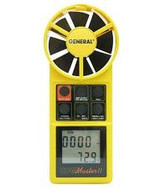 General Tools DCFM8906 Digital One Piece Airflow Meter with CFM Display