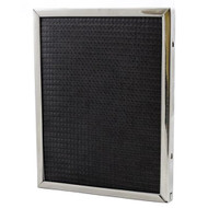 "Permatron DE1625-1, 16"" x 25"" x 1"" DustEater Permanent Washable Electrostatic Filter"