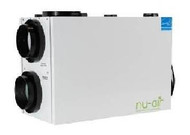 Nu-Air ES150-HRV, Heat Recovery Ventilator