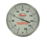 "Dwyer Instruments GBTA525121 5""THERM 50-400F 25"
