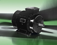 Lafert Motors HPS112-3600-232-460, Permanent Magent Stand Alone 15HP 460V - 3600 RMP