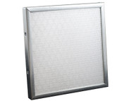 "Permatron IN600-2, 2"" Thick Low-Resistence Industrial Washable Electrostatic Filter 501-600 sq in"
