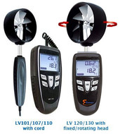E Instruments LV 107S (16423), Thermo-Anemometers