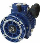Lafert Motors MK5/1P14/160 328:1, SPEED VARIATOR PAM  14/160 328:1 BASE MOUNT
