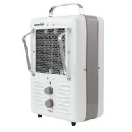 Qmark MMHD1502T, Portable Electric Utility Heaters, 1500/1300W,120V