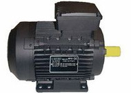 Lafert Motors MS80S2-575, 150 HP 575V COMPACT BRAKE MOTOR - 3600RPM