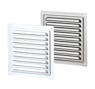 Vents US MVM 250 S, 10x10 Metal Vent Grille with Polymeric Coating