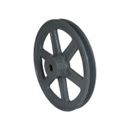 "Packard PBK2558, Single Groove Pulleys For 4L Or A Belts And 5L Or B Belts 25"" OD 5/8"" Stock Bore"