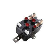 Packard PR384, Fan Relay SPST NO + NC 240 VAC