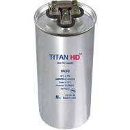 Titan HD PRCFD7010A, 440 Volt Round Run Capacitor 70+10 MFD