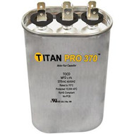 Titan Pro TOCD55, 5+5 MFD 370V Oval