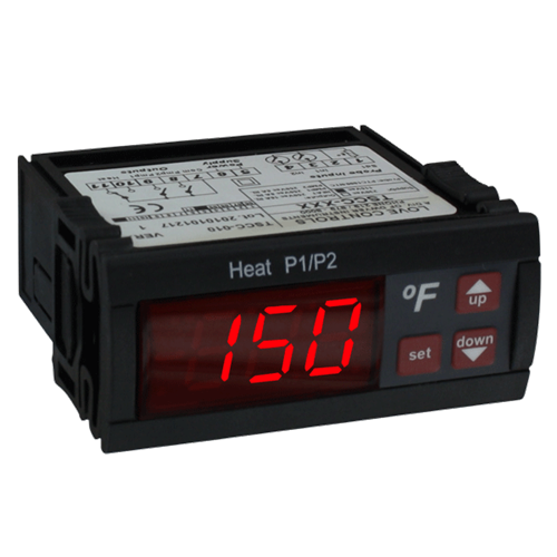 Dwyer Instruments TSCC-021 DGTL TEMP SWITCH 230