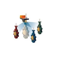 Belimo UFLK3558, Retro Kit, 2W 24 CenterLn C200 rdtp SY10