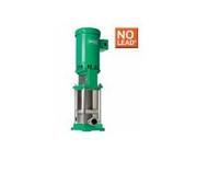 "Wilo 2705587, Multistage Pump, MVI10-03-1/O/ES/1-56  1""FNPT,075HP,1PH,115/230V"