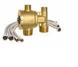 Wilo 2714404, JetValve Kit - w Flex Connectors