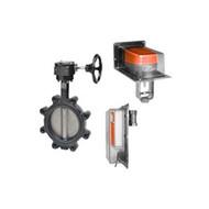 Belimo ZS-SPGV-50, PVC W'Shld for GV w/UGLK (GM X2)