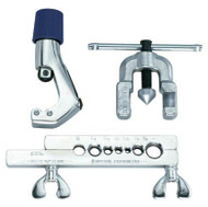 Imperial Stride Tool 1226-FA, 45° Flaring & Cutting Kit; Contains: TC1000 & 195FC