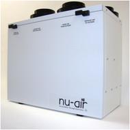 Nu-Air ES100, residential HRV (Heat Recovery Ventilator)