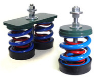 Vibro Acoustics FS-SA-400, 1 (25mm) Deflection FS, Free Spring Floor Mounted Isolators, 400 lbs rated load
