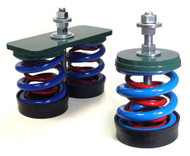 Vibro Acoustics FS-SA-650, 1 (25mm) Deflection FS, Free Spring Floor Mounted Isolators, 650 lbs rated load