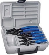 Imperial Stride Tool IR-6QK (Milbar 625R), 6 Pc Qtr-Turn Pliers Kit - 0° and 90°