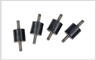 Plastec VI4, Vibration Isolators - Rubber 4 each