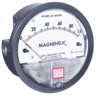 Dwyer Instruments 2300-4CM MAGNEHELIC GAGE