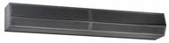 "Mars Air Curtains STD296-2EHN-OB, Standard 2, 96"" 2 Motor Electric Heated 460/3/60 24KW Obsidian Black"
