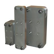 FlatPlate GBH-UL400H-20 (OA1,H2) B, Brazed Plate Heat Exchanger