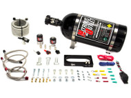 Nitrous Outlet GT500 Plate Kit - w/ 10lb Bottle (2007-2014 GT500 Mustang) 00-10152-10