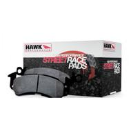 HAWK HIGH PERFORMANCE STREET/RACE REAR BRAKE PADS 2005-2014 MUSTANG GT / V6AWK HIGH PERFORMANCE STREET/RACE FRONT BRAKE PADS 2005-2014 MUSTANG GT / V6 HB484R.670