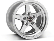 RACE STAR DRAG WHEEL 2005-2014 MUSTANG POLISHED 15X10 DIRECT DRILL 92-510152 DP
