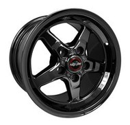 RACE STAR DARK STAR DRAG WHEEL 2005-2014 MUSTANG 15X10 DIRECT DRILL 92-510154-DSD