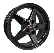 RACE STAR DARK STAR DRAG WHEEL 2005-2017 MUSTANG 17x4.5 DIRECT DRILL 92-745142-DSD