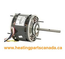 GE3587 Furnace Blower Motor Canada Mississauga Ottawa 1/2 HP - 115V  HP: 1/2 Voltage: 115 Speed: 3 RPM: 1075