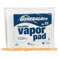 Generalaire Vapor Pad #GA23 Humidifier Filter Ottawa Mississauga Canada