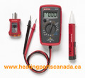 Amprobe Electrical Test Kit PK110 Mississauga Ottawa Canada