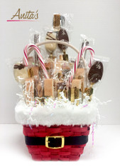 Medium Santa Gift Basket