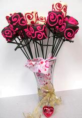 Sweetheart Marshmallow Bouquet