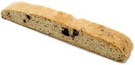 Blueberry Flavored Biscotti - 50 piece minimum