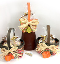 Truly Vanilla Micro Mini Fall Basket