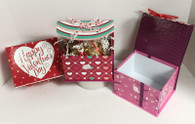 Mini Biscotti Valentine Box