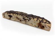 Salted Caramel Chocolate Pretzel Biscotti