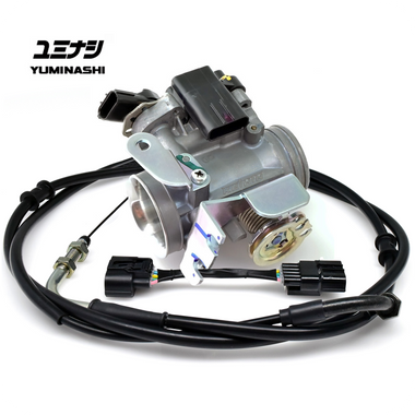 YUMINASHI 35MM THROTTLE BODY SET (PCX125 & 150 LED/SMART KEY ● SH125 & 150 LED/SMART KEY) (16400-K36-035C) 2018 PCX125/150 DIGITAL