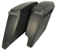 "6"" Extended Saddlebags Harley Davidson 1993 to 2013"