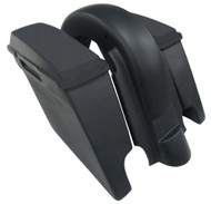 "6"" Extended Saddlebags and Fender Harley Davidson 1997 to 2008"