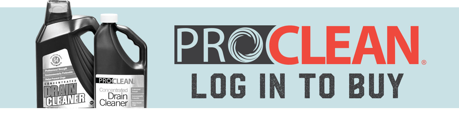 Pro Clean Log In To Buy